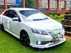 Luxury Car for Wedding Hire allion