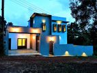 Architect Designed Brand New Two Story House for Sale in Malabe