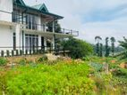 3000Sqft Hotel on 20P Land for Rent in Nuwara Eliya (SNPLR)