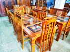 Dinning Table Chairs--6ftx3ft--DTC2314