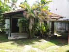 27 P with Old Single Story House for Sale Kadawatha Road Dehiwala