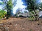 18.3 P Bare Land Sale at Vijitha Pura Road Pitakotte