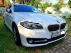 BMW 520d Facelift 2013