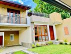 Kalalgoda rd Luxury 2 Storey New House For Sale Thalawathugoda.