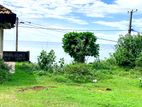 Beach front Land for sale in Beruwala