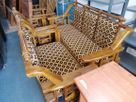 Teak 321 Sofa Set---SSTT00100
