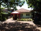 25P Land with Old Single House for Sale in Kotte