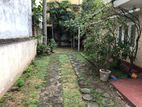 Land with House for Sale in Colombo 5