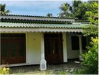3BR Single Storied House on 15.5p Land in Pitipana , Negombo (SNPLH)