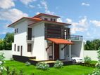 3D House Plan Colombo