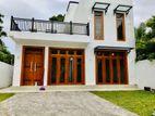 full Complete 2 Story Brand New Luxury House for Sale in Thalawathugoda