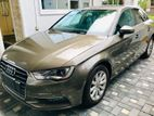 Audi A3 TFSI Unregistered 2016
