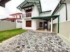 Architecture Designed Modern House for Sale in Kottawa