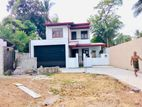 2 Story Modern Ach House for Sale Malabe