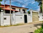 120) T Brand New 3 Story House For Sale in Thalawathugoda