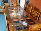 Dinning Table & Chairs--6x3--DTN2304
