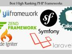 PHP Frame work Course