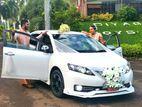 wedding car for hire toyota allion