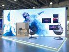 Modern exhibition stalls