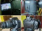 NIKON D5300 with 18-55 Kit Lens + many Extras