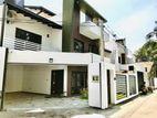 Luxury 3 Story New Super House Sale in near Talawatugoda