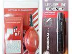 Canon Lens cleaning kit + Pen