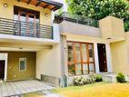 Full Complete Brand New House for Sale in Thalawathugoda