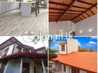 Ceiling, Roofing, Flooring, Amano Gutter