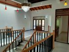 Luxury Two Story House For Sale in Thalawathugoda