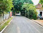 10P Residential Land For Sale in Mirihana Road - Nugegoda