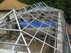 Steel Roof Work
