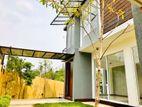 Luxury Brand New 3 Story House Sale near Thalawathugoda