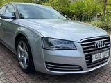 Audi A8 Long Wheel 2014