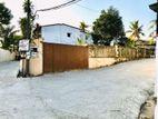 7P Residential Land For Sale in Nagahamulla Road - Pelawatta (B-100)