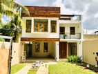 Brand New 3Storey Luxury House For Sale in Battharamulla.