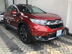 EASY LOAN ( 85%) HONDA CRV TUBO/2017-REGISTERED