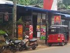 Shop house for sale in Matale - Elwala