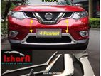 X Trail Front Grill Cover Trim