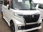 Easy Loan Suzuki Spacia Custom/2019 Unregistered