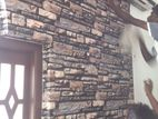 3D PVC wall papers