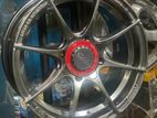 15 Inch OZ Racing Alloy Wheels