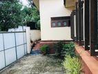 Land & House for sale in Thalawathugoda road Kotte