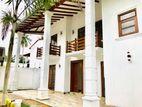 Luxury Brand New 2 Story Architect Designed House for Sale -Piliyandala