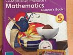 Cambrige Primary Grade 05 Book Set