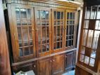 Four Door Display Cabinet-6.5ftx6.5ft-FD0424