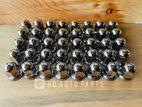 Leyland 33mm Nickle Nut Caps