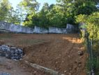 7.7p Residential Land For Sale In Athurugiriya ,Walgama