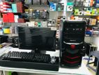 COMPUTER CORE2DUO I3 - I9 PC FULL SET   BRAND NEW CASING