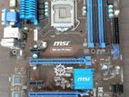 MSI B85-G41 PC Mate High-end Gaming Motherboard