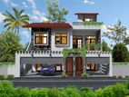 House Plan & BOQ Madirigiriya